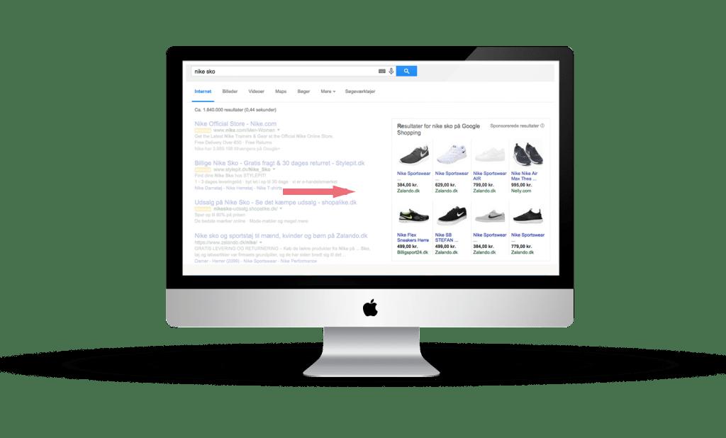 WooCommerce Google Produkt annoncer